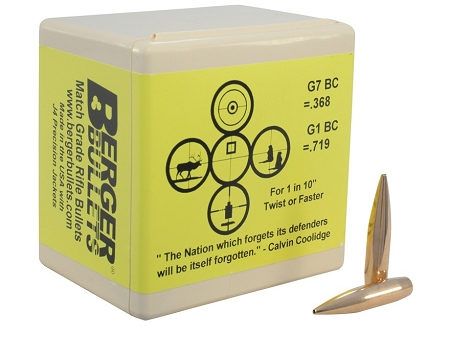 Berger Bullets: Top Quality Ammunition