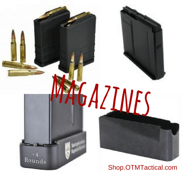 High Quality Rifle Magazines at OTM Tactical