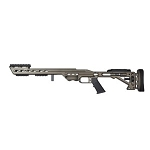 MPA BA Competition Chassis LA Left Hand GUN METAL
