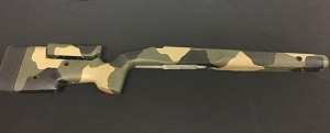 MCMILLIAN A5 591 KMW LEFT HAND GAP CAMO
