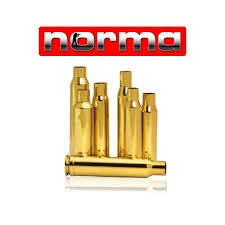NORMA 6XC Brass 100 pieces