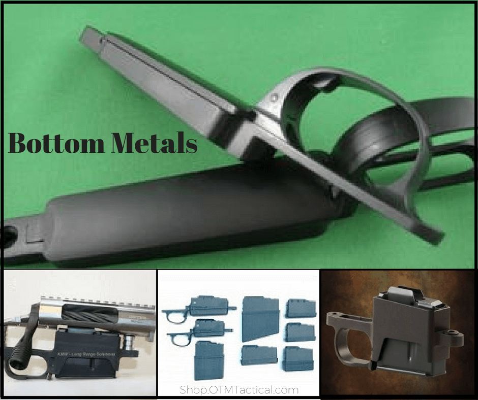 Rifle Bottom Metal