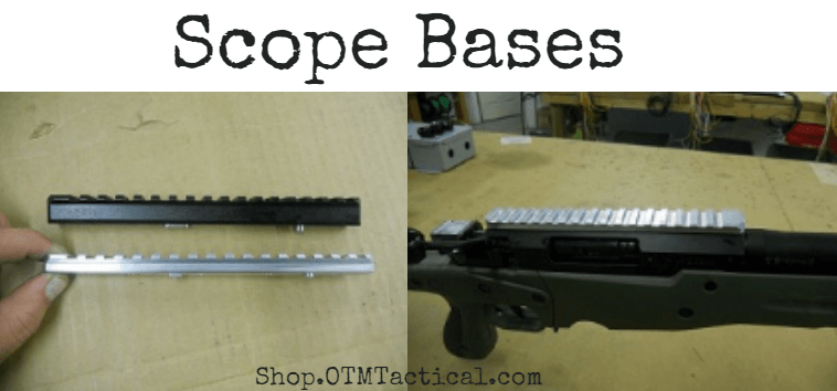 Do You Need a New Scope Base?