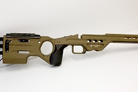 MPA MATRIX SHORT ACTION CHASSIS RIGHT HAND BURNT BRONZE