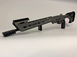 MASTERPIECE ARMS BA COMPETITION SHORT ACTION CHASSIS- GUN METAL