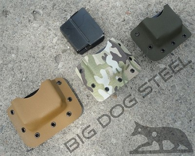 Big Dog Steel Kydex Mag Holster