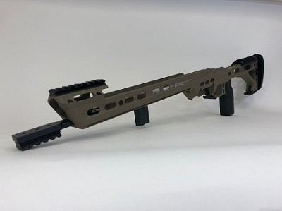 MASTERPIECE ARMS BA COMPETITION SHORT ACTION FDE