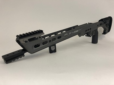 MASTERPIECE ARMS BA COMPETITION SHORT ACTION CHASSIS- TUN
