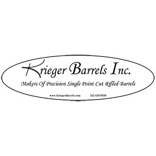 "KRIEGER .270 STAINLESS STEEL #4 1-10 TWIST 29"" BLANK"