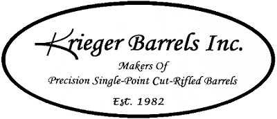 KRIEGER 7MM Remington Varmint 29in 1/8.5
