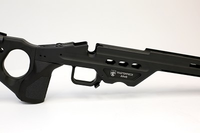 MPA MATRIX SHORT ACTION CHASSIS RIGHT HAND BLACK