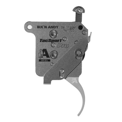 BIX'N ANDY TRIGGER TAC SPORT PRO WITH TOP SAFETY FOR REMINGTON 700 AND CLONES SINGLE STAGE-0100057